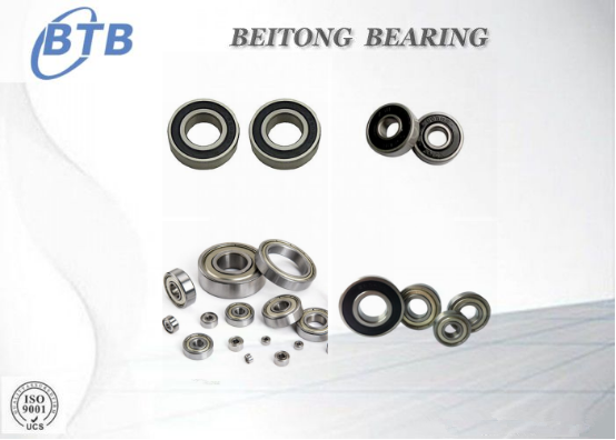Precision Double Row Angular Contact Bearing For Car