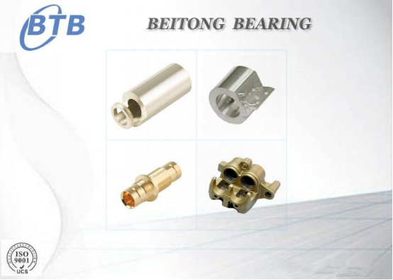Customized Brass Casting CNC Machining Components With Investment Casting Material