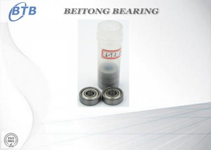 Deep Groove Miniature Ball Bearing For Wind Electricity Equipment Machine Tool