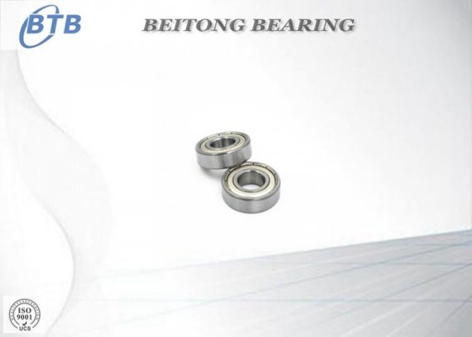 Wheelchair R8 - ZZ Miniature Ball Bearing With Carbon Steel Ball Bearing
