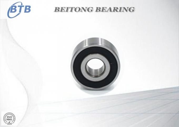 2206-2RS Sealed Double Row Self Aligning Ball Bearing Chrome Steel Bearing
