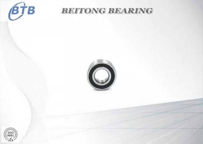 Anti Friction Miniature Ball Bearing , Small Electric Motor Bearings R10 ZZ / R10 2RS