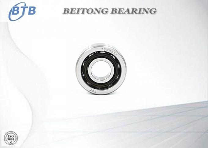 High Precision Double Sealed Bearings For Motors 20 X 52 X 15 mm