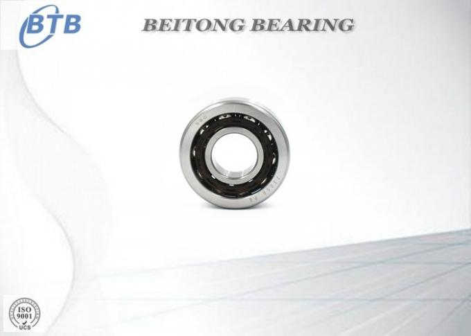 High Speed Steel Ball Bearing , 7305B Angular Contact Motor Bearings For Electric Motors