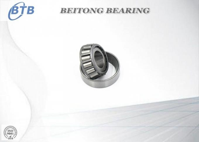 Thin Wall 30203 Tapered Roller Bearing For Automotive 17 X 40 X 13.25mm