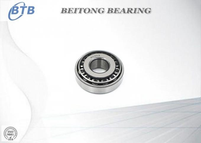 Stainless Steel Tapered Roller Bearing With Heavy Load 17 X 47 X 15.25mm