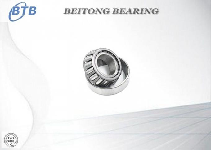 30205 Large Stock Small Tapered Roller Bearings For Motor Vehicle