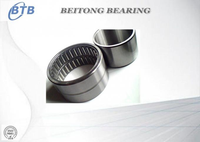 High Precision Steel Roller Bearings , Full Complement Needle Bearing RNAO 5 X 10 X 8 TN