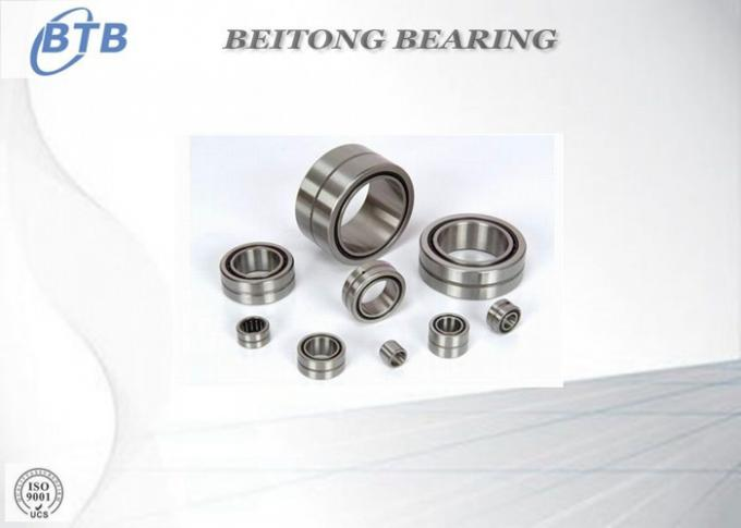Anti Friction Steel Thrust Needle Roller Bearings Single Row For Direction Systems