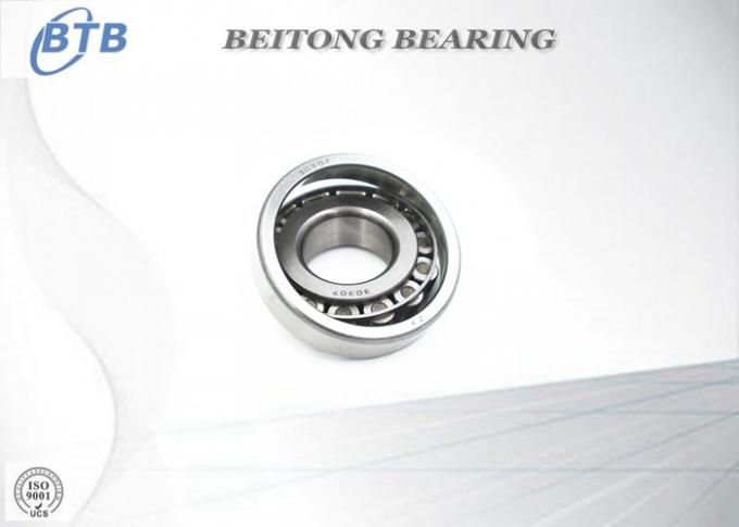 Simple Design Small Taper Roller Bearing , Fag Spherical Roller Bearing 30307