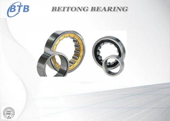 High Capacity Single Row Cylindrical Roller Bearing For Skateboard