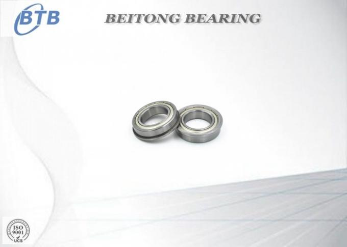 Low Noise Small Stainless Steel Flange Bearings For Shimano Reels