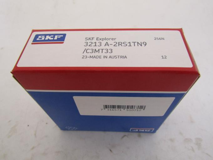 3210A 3211A 3212A Electrically Insulated Bearings Double Row Angular Contact Ball Bearing