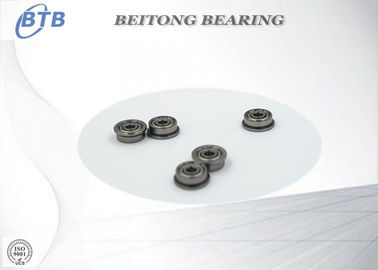 China Chrome Steel / Grc15 Bicycle Ball Bearings With Double Metal Shields 623-ZZ supplier