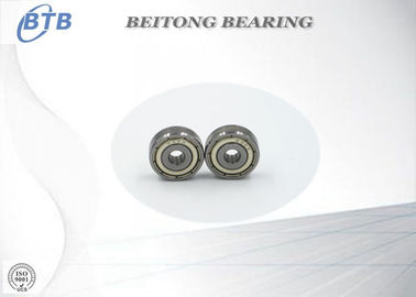China Double Sealed Deep Groove Ball Bearing With High limit Speed 5x19x6mm supplier