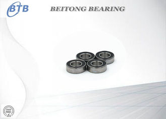 China Double Shield Deep Groove Ball Bearing , Metric SS Bicycle Ball Bearings 688-2RS supplier