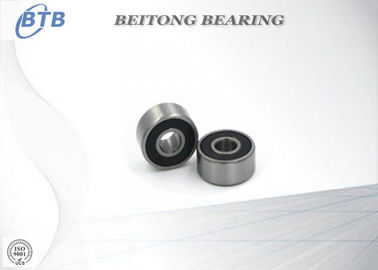 China Low Friction Deep Groove Ball Bearing , Inch Series Ball Bearings 1602-2RS supplier