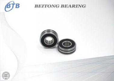China High Precision Deep Groove Ball Bearing 6000 RS 10x26x8mm For Bicycle Parts supplier