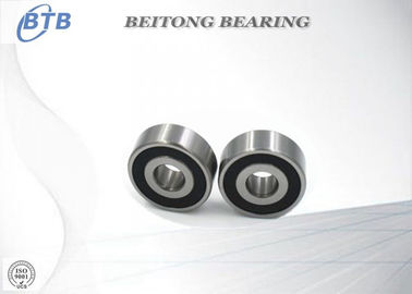China Deep Groove Double Sealed  Ball Bearing , Anti Friction Bearing For Medical Machinery supplier