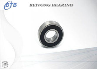 China 6204-RS Large Stock Chrome Steel Rear Wheel Hub Bearing For Machine Equipment supplier