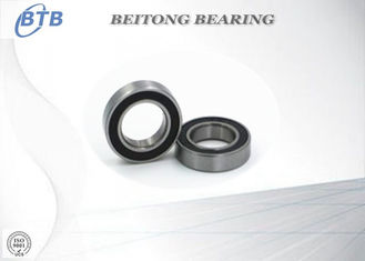 China Long Life High Precision Deep Groove Ball Bearing 6801- RS For Textile And Cars supplier