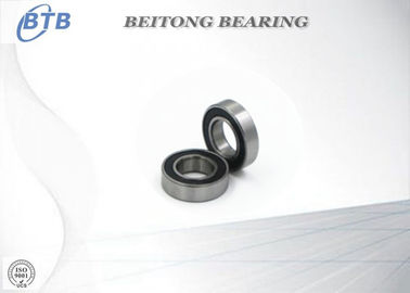 China Slim / Thin 6800 2RS Double Shielded Ball Bearing With Long Life supplier