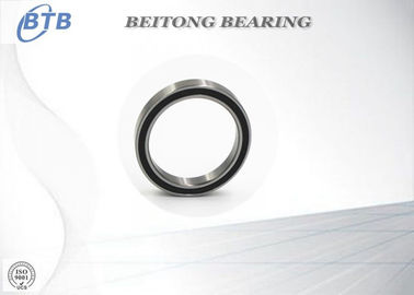 China 61808 - 2RS Thin Ball Bearings With Shielded Deep Groove 40 x 52 x 7 mm supplier