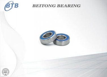 China Rubber Sealed Deep Groove Ball Bearings 16002-2RS 15 X 32 X 8 Mm supplier