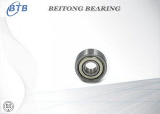 China Deep Groove Miniature Ball Bearing For Wind Electricity Equipment Machine Tool supplier