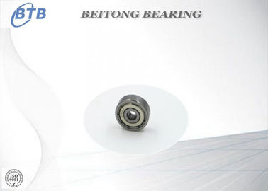 China Durable Low Noise Miniature Ball Bearing Deep Groove Ball Bearing 634 ZZ For Equipment supplier