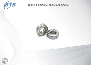 China Wheelchair R8 - ZZ Miniature Ball Bearing With Carbon Steel Ball Bearing supplier