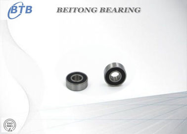 China Low Noise Miniature Ball Bearing With Rubber Sealed 696-2RS 6 x 15 x 5 mm supplier