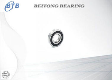 China Anti Friction Miniature Ball Bearing , Small Electric Motor Bearings R10 ZZ / R10 2RS supplier