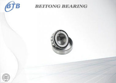 China High Precision Tapered Roller Bearings For Wheels 21.986 x 45.237 x 15.494mm supplier