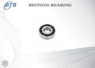 China High Speed Steel Ball Bearing , 7305B Angular Contact Motor Bearings For Electric Motors supplier