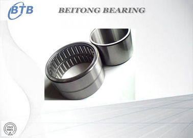 China High Precision Steel Roller Bearings , Full Complement Needle Bearing RNAO 5 X 10 X 8 TN supplier