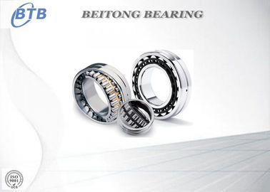 China Eccentric Bearing Double Row Cylindrical Roller Bearing Brass Cage RN205M supplier