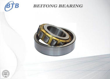 China NU 307 ECJ Cylinder Roller Bearing , Steel Roller Bearings With Removable Inner Ring supplier