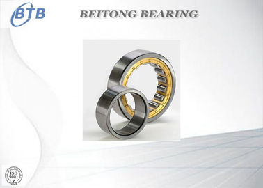 China NUP206 Cylinderical Roller Bearing For Excavator Parts 30x 62 X 16 Mm supplier