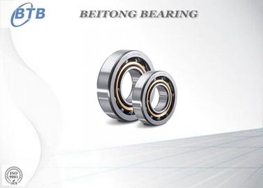 China Open Style Angular Contact Ball Bearing With GCr15 Material 70 / 1250 AMB supplier