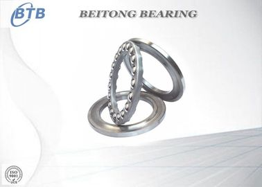 China High Speed Stainless Thrust Bearing , Single Thrust Bearing 40 X 60 X 13mm supplier