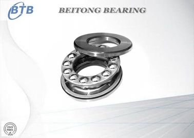 China GCr15/AISI52100 Super Precision Thrust Ball Bearings For Mill Machines 51116 supplier