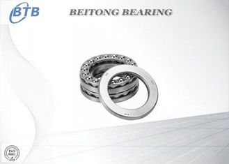 China 51100 Thrust Stainless Steel Ball Bearings Axial Loads 10 X 24 X 9mm supplier