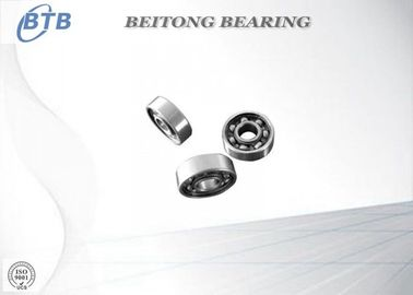 China High Precision Miniature Thrust Ball Bearings F8 -19M For Pumps supplier