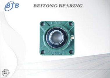 China Plastic Housing High Speed Pillow Block Bearings With Stainless Insert Ball Bearing supplier