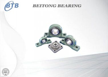 China UCF210 Durable Heavy Duty Pillow Block Bearings , Electric Motor Sleeve Bearings supplier