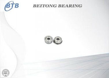 China F624 ZZ Sealed Flanged Ball Bearing For Timing Belt Idler Pulley supplier