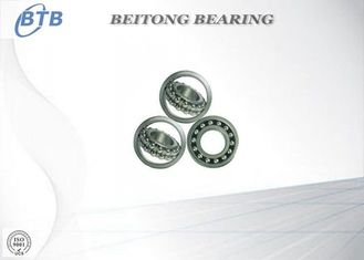 China Low Noise Electric Motor Bearings , Self Aligning Double Row Bearing 10 X 30 X 9mm supplier
