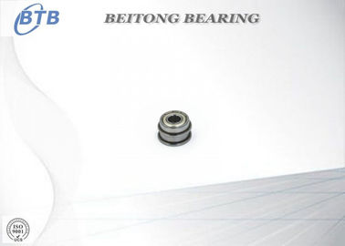 China Miniature Sealed Flanged Ball Bearings Deep Groove 8 X 19 X 6 Mm supplier