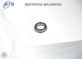 China Flange Type Small Front Wheel Bearing For Shimano Reels F6802 - 2RS supplier
